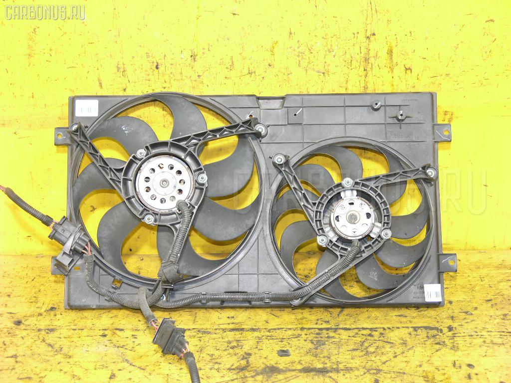 Вентилятор радиатора ДВС VOLKSWAGEN NEW BEETLE 9CAQY AQY. Фото 1