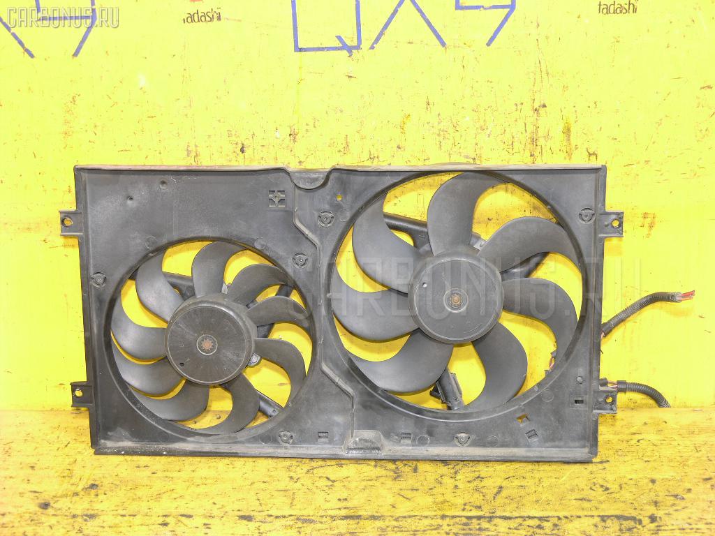 Вентилятор радиатора ДВС VOLKSWAGEN NEW BEETLE 9CAQY AQY. Фото 2