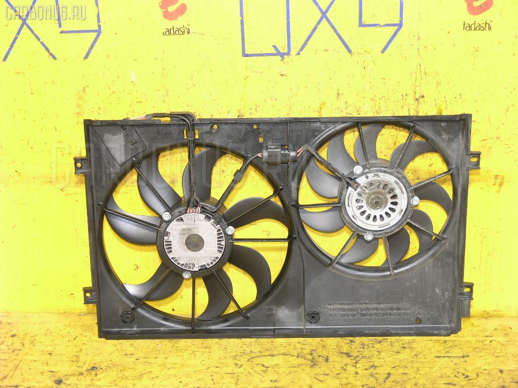 Вентилятор радиатора ДВС VOLKSWAGEN GOLF PLUS 5MBLF BLF Фото 2