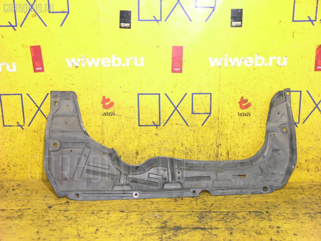 Защита двигателя NISSAN CUBE Z12 HR15DE Фото 1
