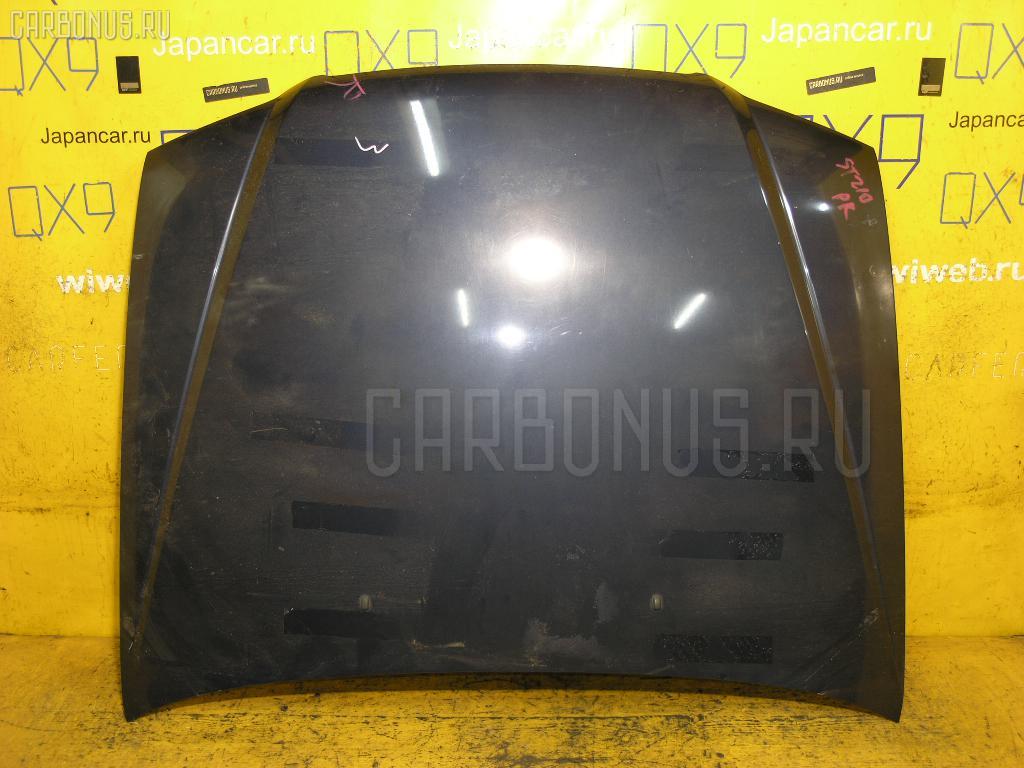 Капот TOYOTA CORONA PREMIO ST210 Фото 1