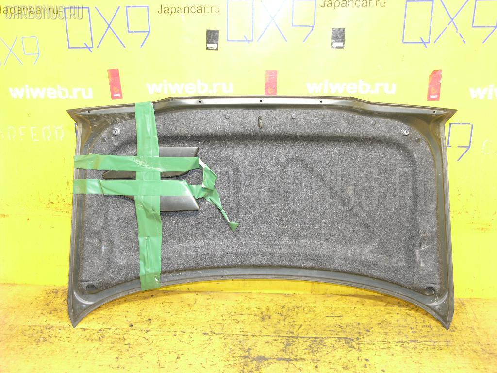 Крышка багажника TOYOTA VISTA SV32. Фото 4