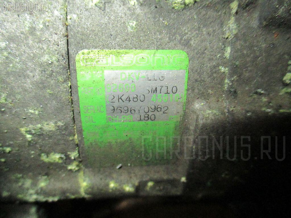 Компрессор кондиционера NISSAN SUNNY FB15 QG15DE Фото 1