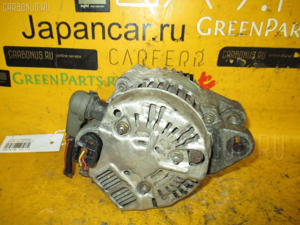 генератор на toyota vitz scp10 3114474 фото