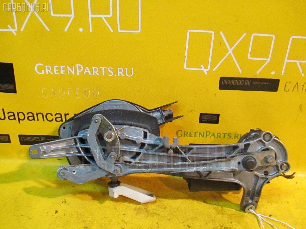 Мотор привода дворников MERCEDES-BENZ E-CLASS W210.061 Фото 1