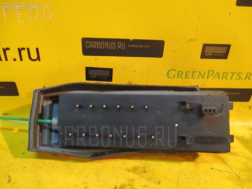 Блок управления климатконтроля MERCEDES-BENZ E-CLASS W210.061 112.911. Фото 6