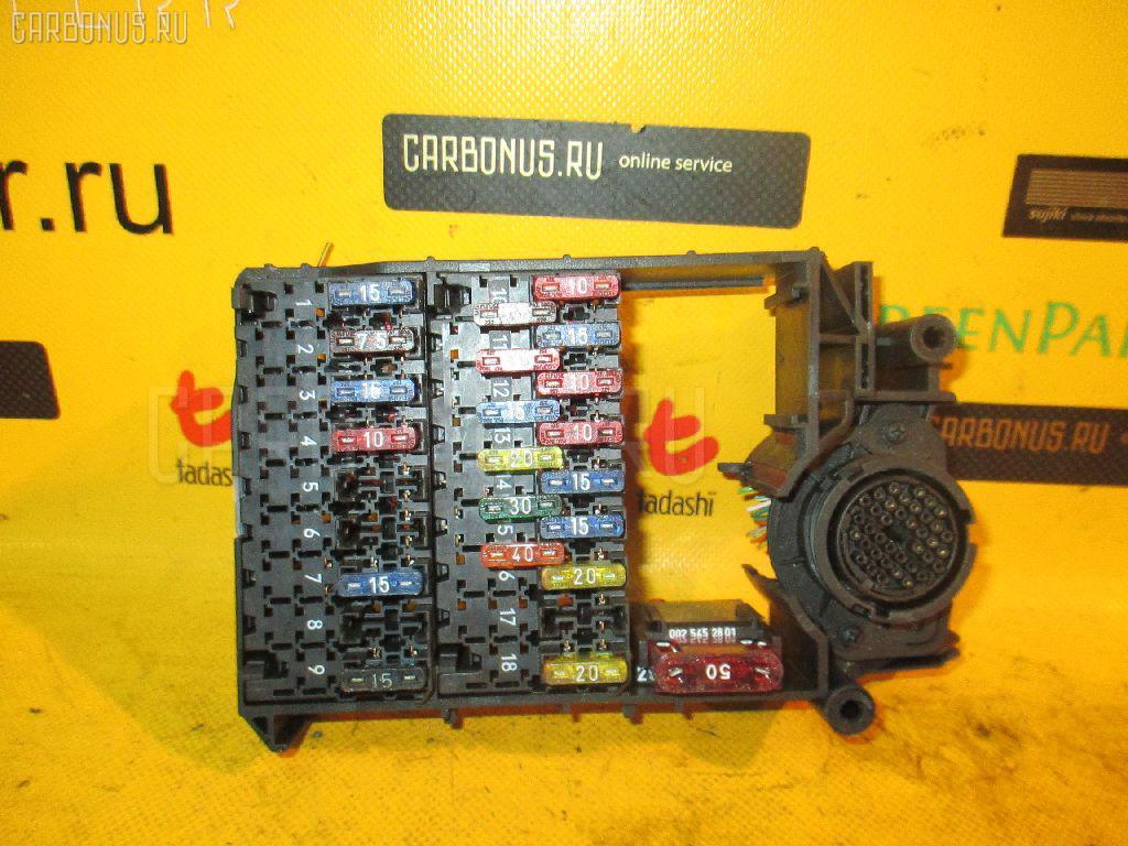 Блок предохранителей MERCEDES-BENZ E-CLASS W210.061 112.911 Фото 2