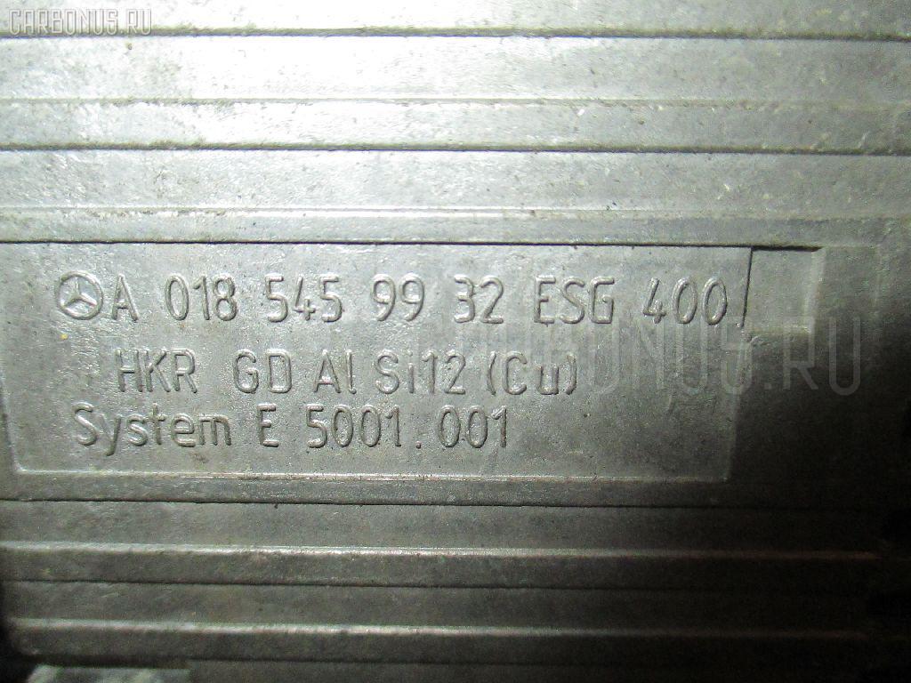 Блок управления вентилятором MERCEDES-BENZ E-CLASS W210.061 112.911. Фото 5