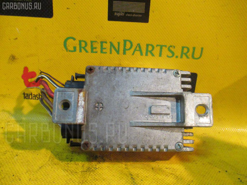 Блок управления вентилятором MERCEDES-BENZ E-CLASS W210.061 112.911 Фото 3