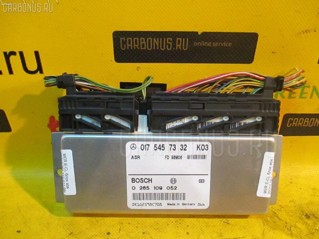 Блок ABS MERCEDES-BENZ E-CLASS W210.061 112.911. Фото 7