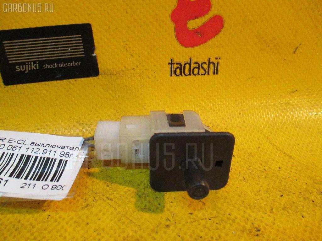 Выключатель концевой MERCEDES-BENZ E-CLASS W210.061 112.911 Фото 2
