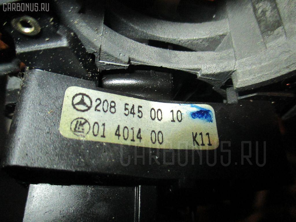 Переключатель поворотов MERCEDES-BENZ E-CLASS W210.061 Фото 3