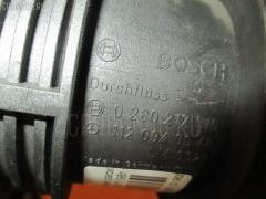 Датчик расхода воздуха Mercedes-benz E-class W210.061 112.911 Фото 1