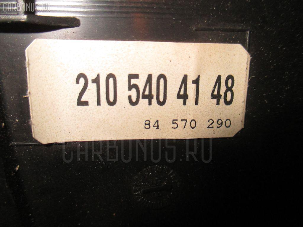 Спидометр MERCEDES-BENZ E-CLASS W210.061 112.911 Фото 1