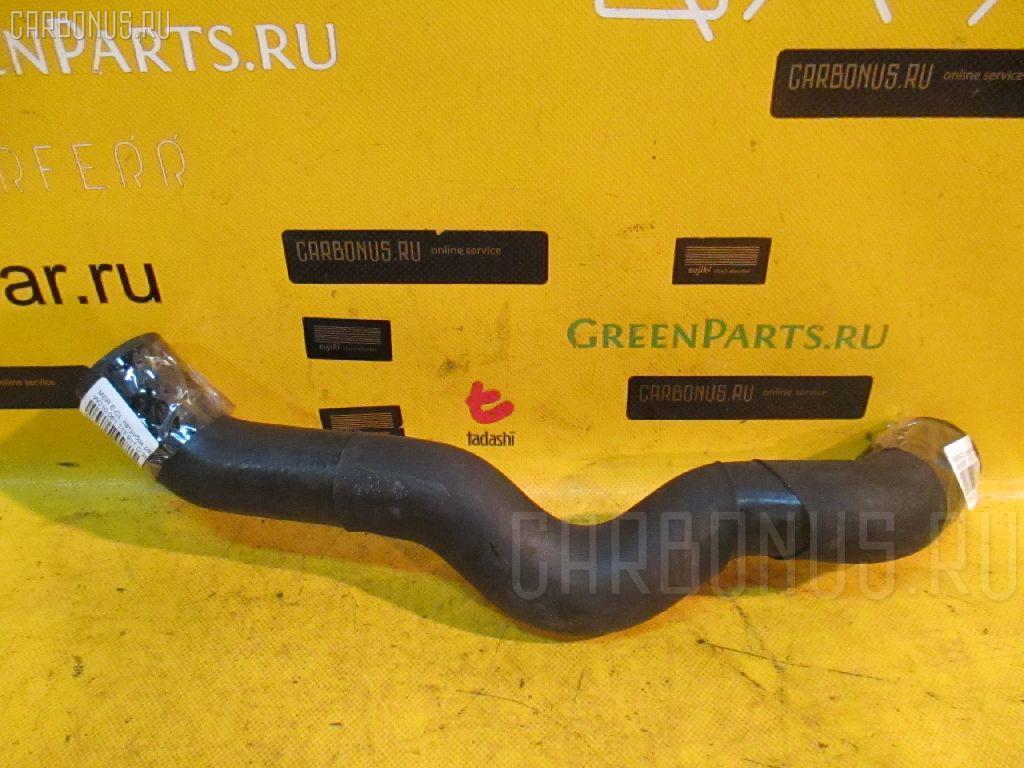 Патрубок радиатора ДВС MERCEDES-BENZ E-CLASS W210.061 112.911 Фото 1