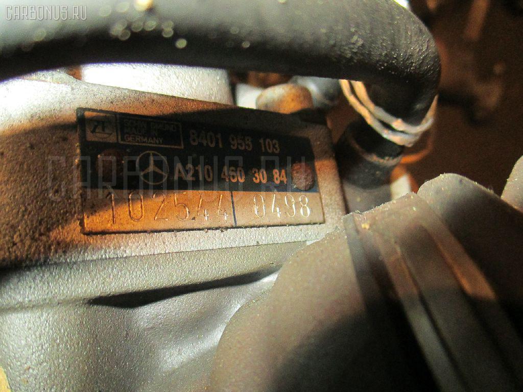 Рулевая рейка MERCEDES-BENZ E-CLASS W210.061 112.911 Фото 2