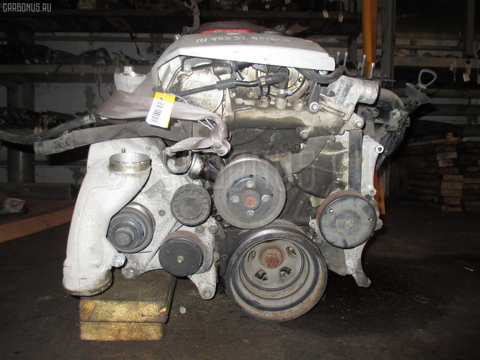 Двигатель MERCEDES-BENZ C-CLASS STATION WAGON S203.245 111.955 Фото 7