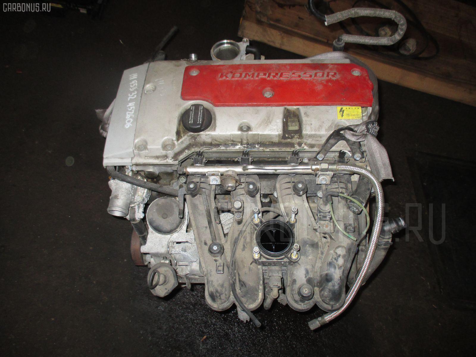 Двигатель MERCEDES-BENZ C-CLASS STATION WAGON S203.245 111.955 Фото 2