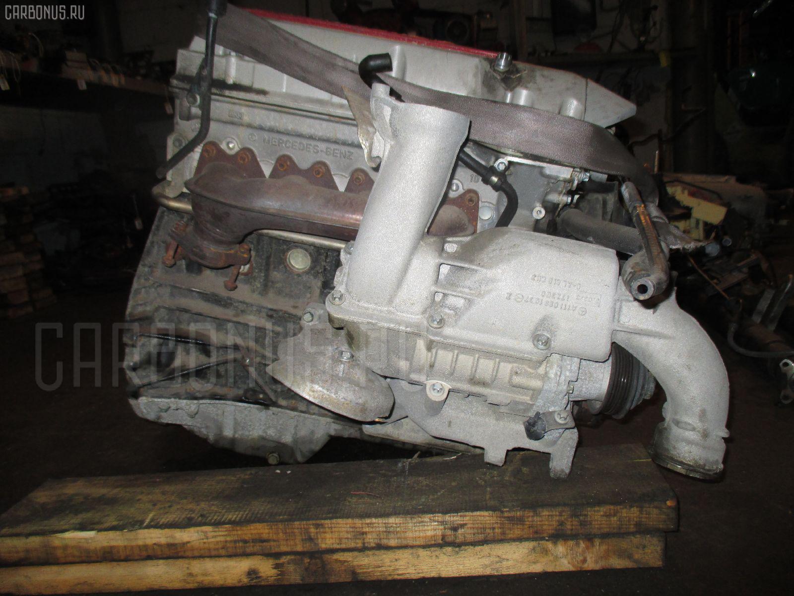 Двигатель MERCEDES-BENZ C-CLASS STATION WAGON S203.245 111.955 Фото 6
