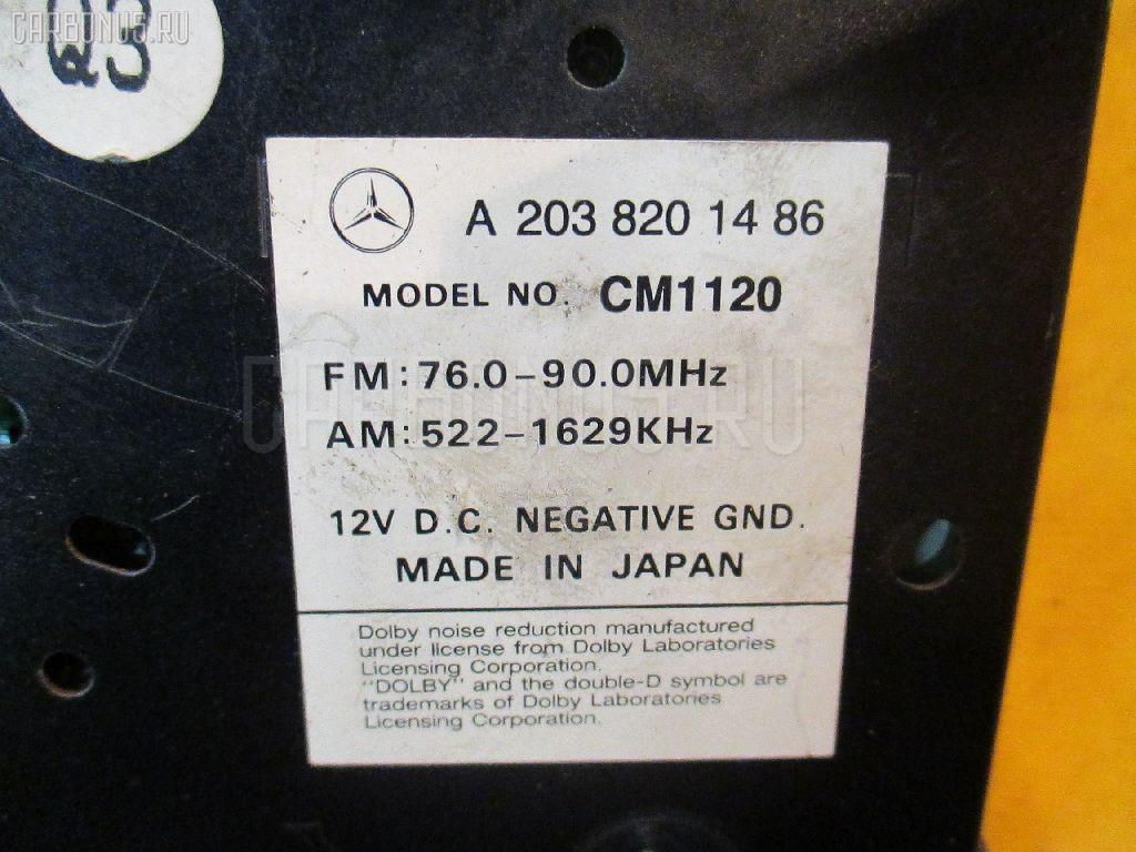 Автомагнитофон Mercedes-benz C-class station wagon S203.245 Фото 1