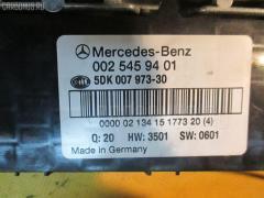 Блок предохранителей Mercedes-benz C-class station wagon S203.245 111.955 Фото 1