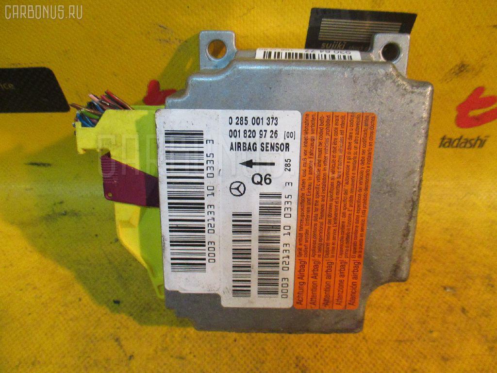 Блок управления air bag MERCEDES-BENZ C-CLASS STATION WAGON S203.245 111.955 Фото 2