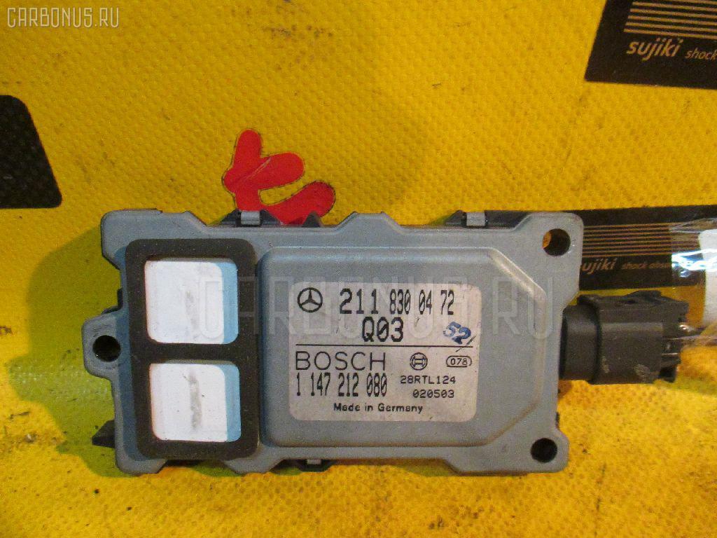 Датчик вредных газов наружнего воздуха MERCEDES-BENZ C-CLASS STATION WAGON S203.245 111.955 Фото 2