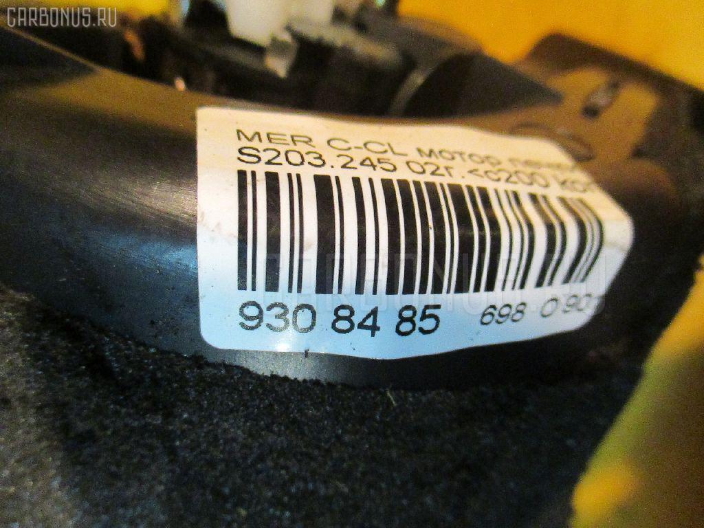 Мотор печки MERCEDES-BENZ C-CLASS STATION WAGON S203.245 Фото 4