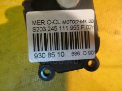 Моторчик заслонки печки MERCEDES-BENZ C-CLASS STATION WAGON S203.245 Фото 3