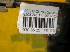Лямбда-зонд Mercedes-benz C-class station wagon S203.245 111.955 Фото 2