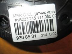 Датчик угла поворота рулевого колеса Mercedes-benz C-class station wagon S203.245 111.955 Фото 4