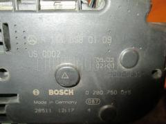 Дроссельная заслонка Mercedes-benz C-class station wagon S203.245 111.955 Фото 1
