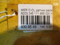 Датчик расхода воздуха Mercedes-benz C-class station wagon S203.245 111.955 Фото 4