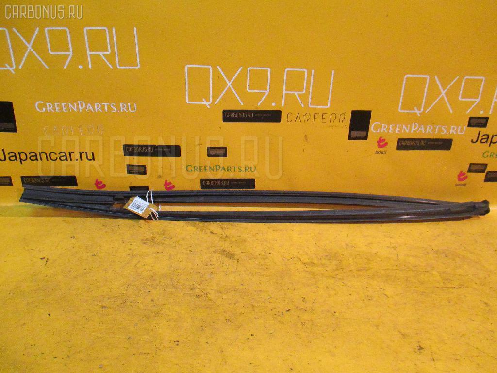 Молдинг стекла Mercedes-benz C-class station wagon S203.245 Фото 1
