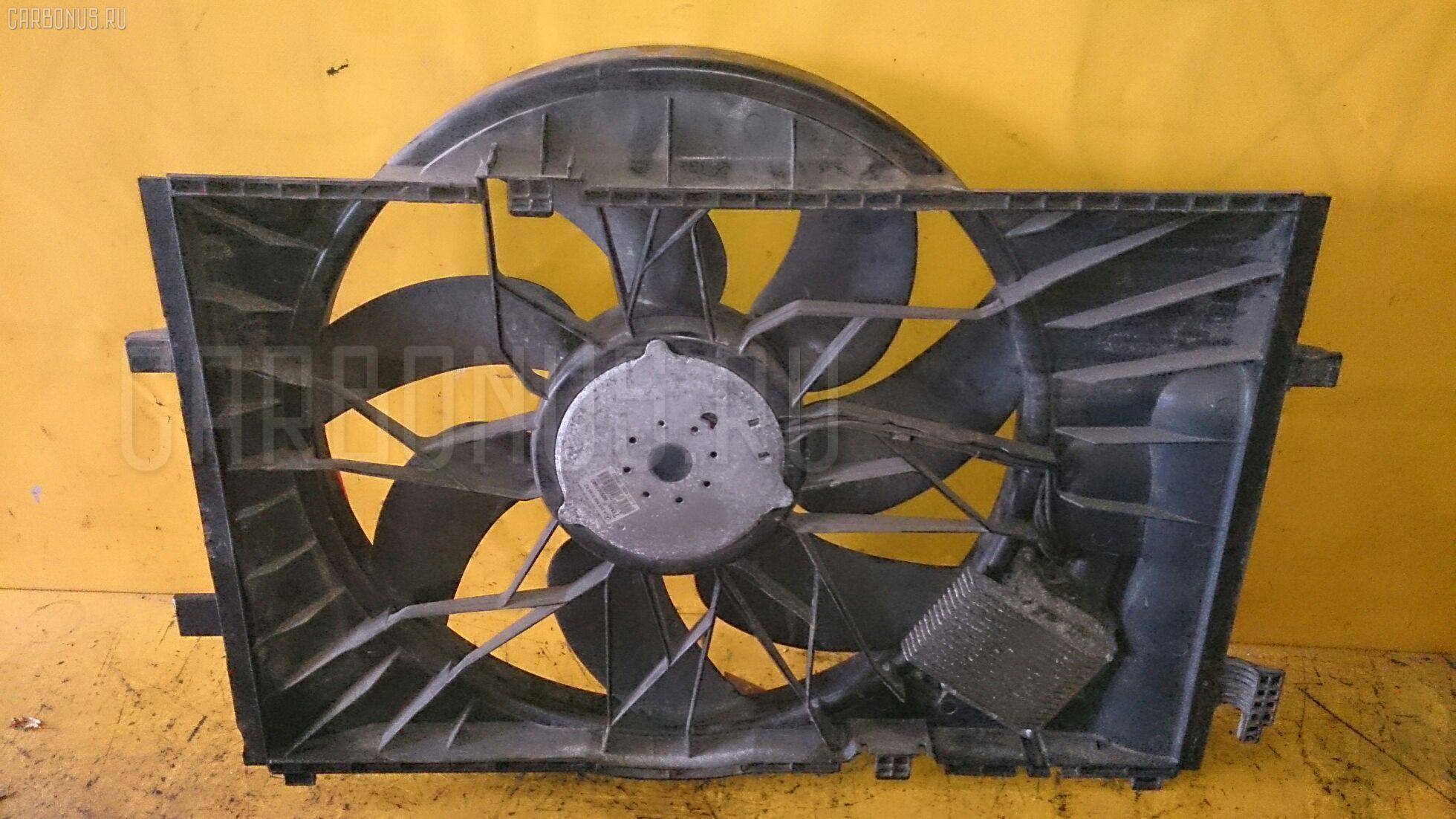 Вентилятор радиатора ДВС MERCEDES-BENZ C-CLASS STATION WAGON S203.245 111.955 Фото 2