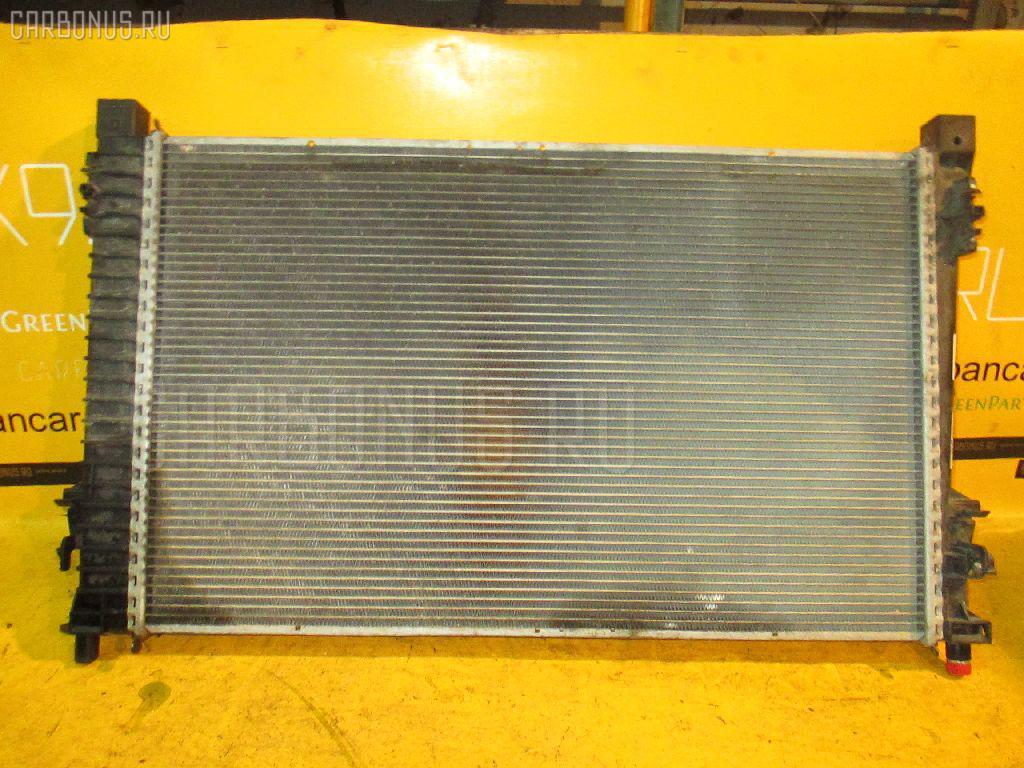 Радиатор ДВС MERCEDES-BENZ C-CLASS STATION WAGON S203.242 271.940. Фото 9