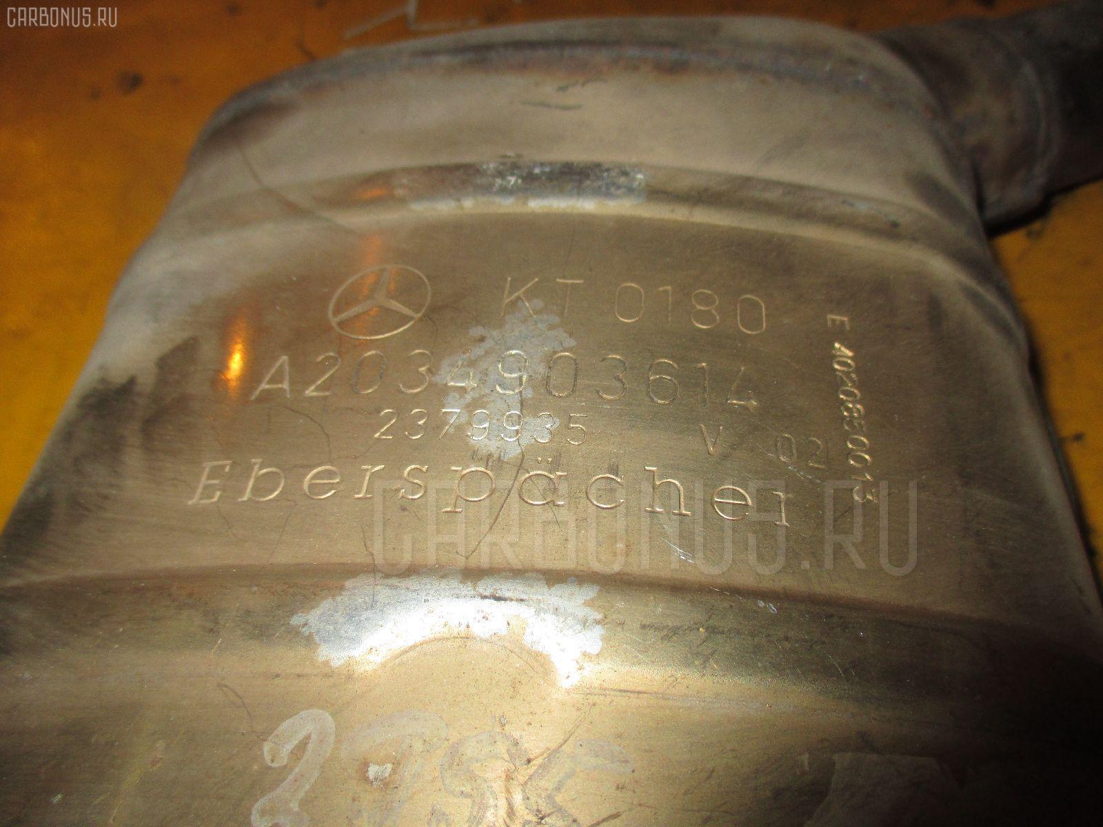 Катализатор Mercedes-benz C-class station wagon S203.245 111.955 Фото 1