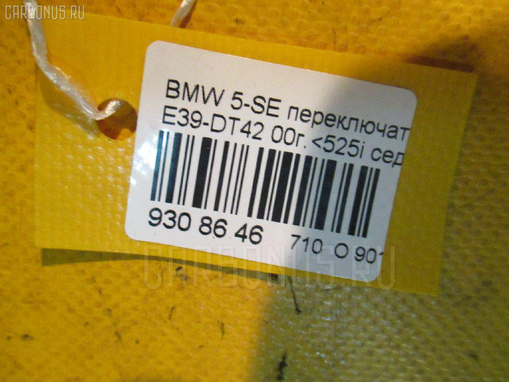 Переключатель поворотов BMW 5-SERIES E39-DT42 Фото 3