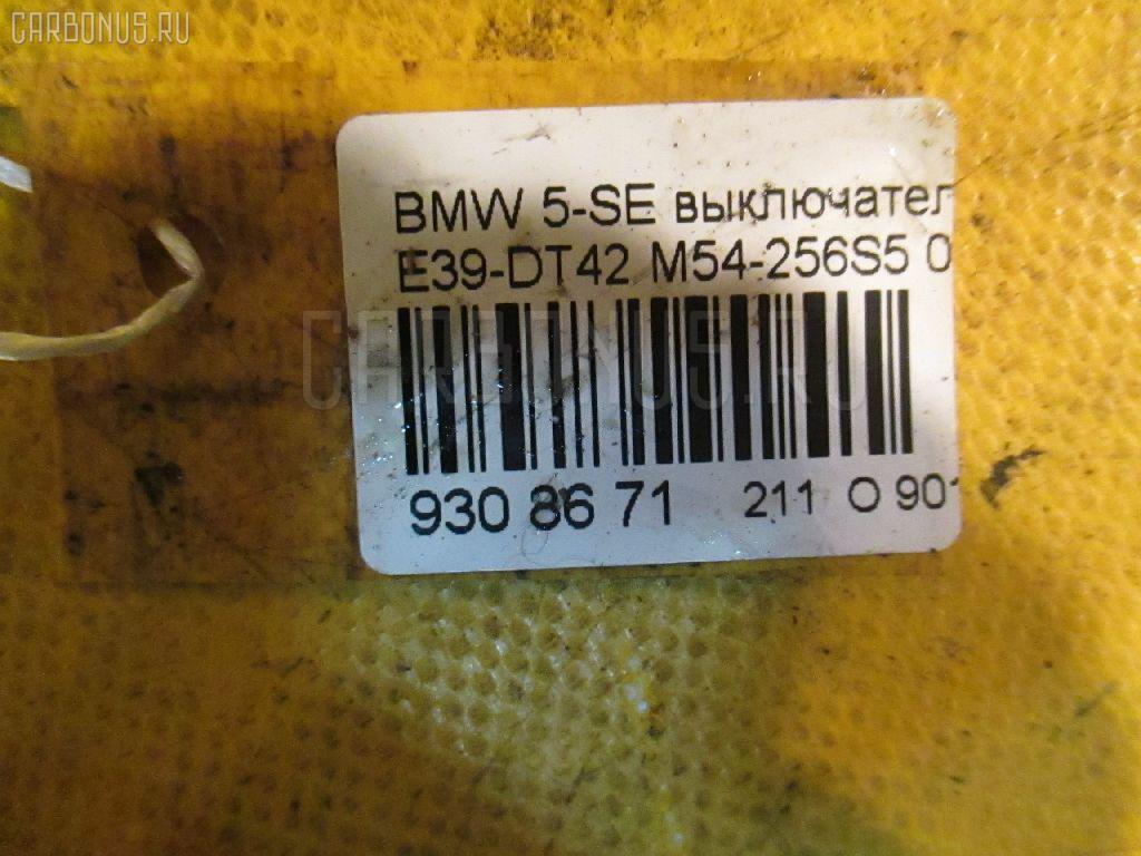 Замок двери BMW 5-SERIES E39-DT42 M54-256S5 Фото 3