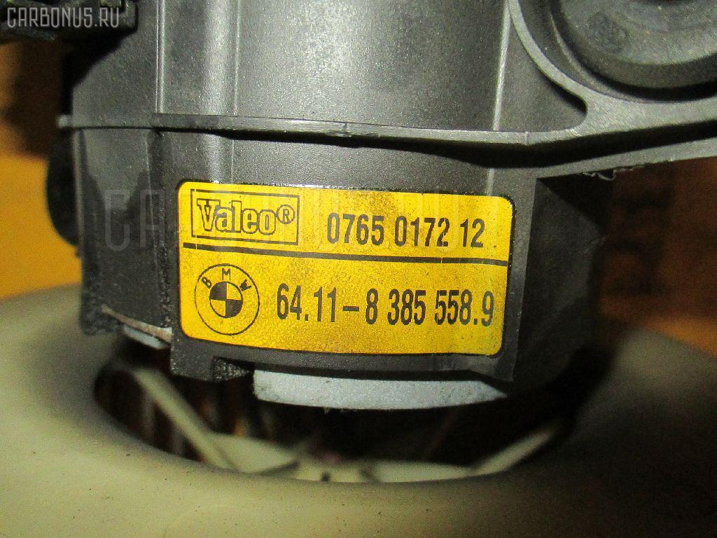 Мотор печки BMW 5-SERIES E39-DT25. Фото 5