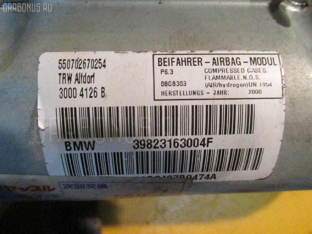 Air bag BMW 5-SERIES E39-DT42 Фото 1
