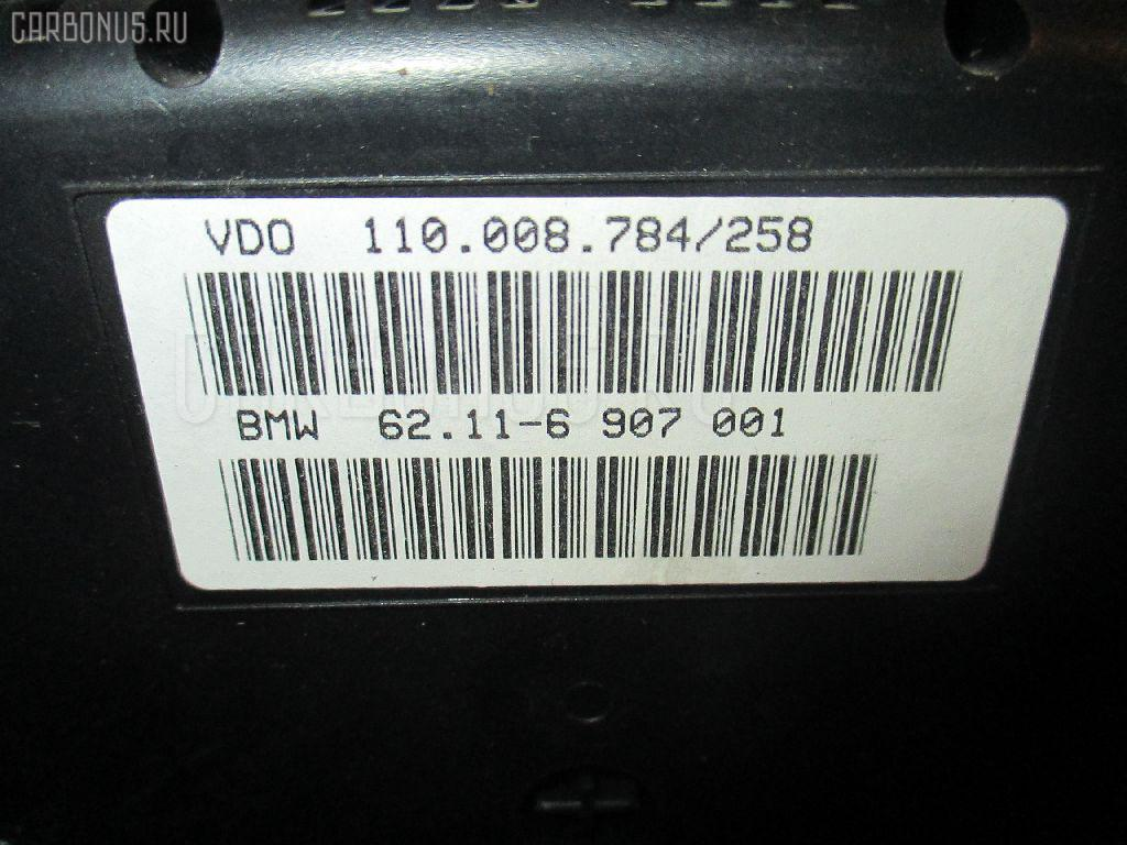Спидометр BMW 5-SERIES E39-DT42 M54-256S5 Фото 2