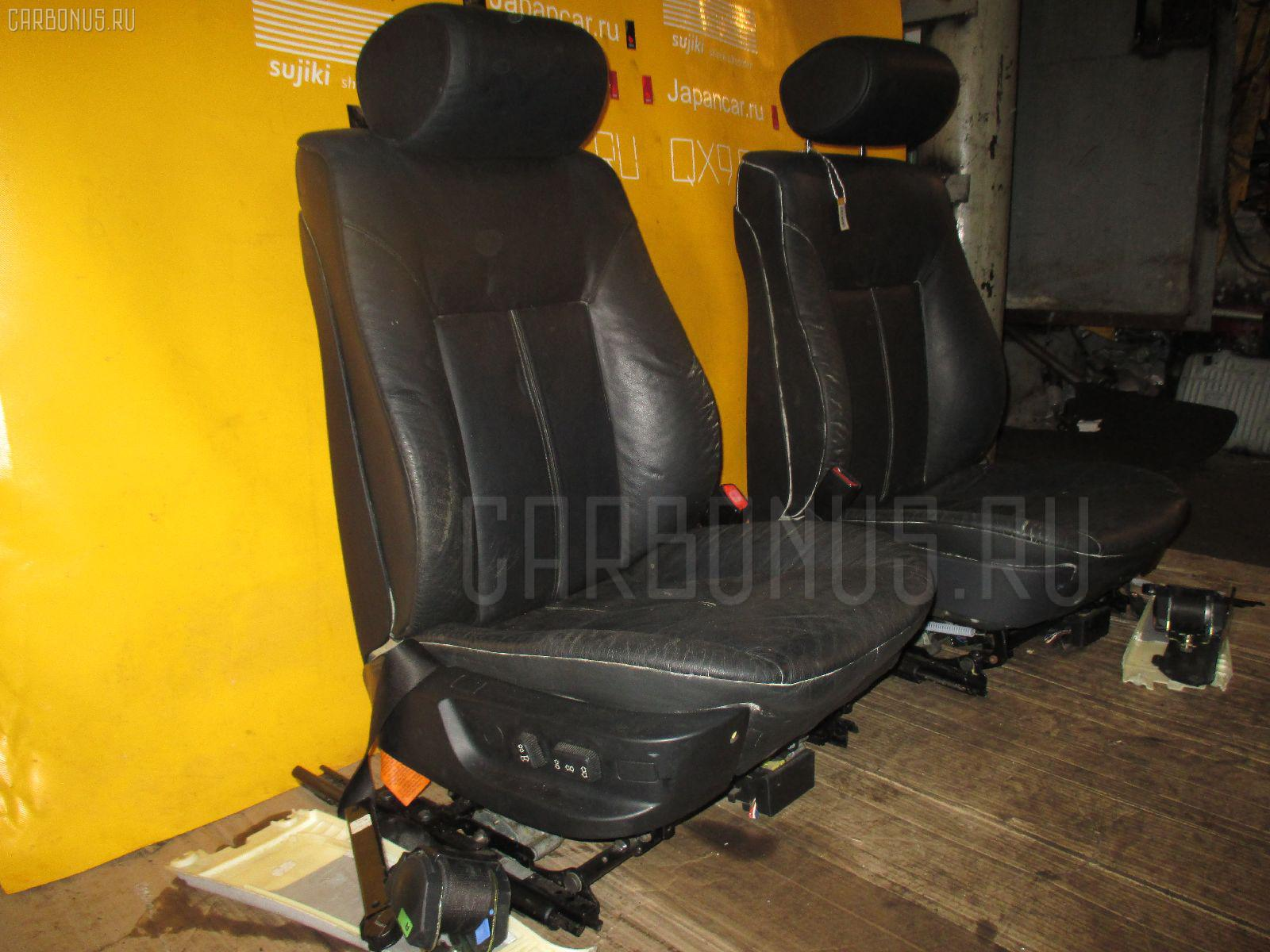 Сиденье легк Bmw 5-series E39-DT42 Фото 1