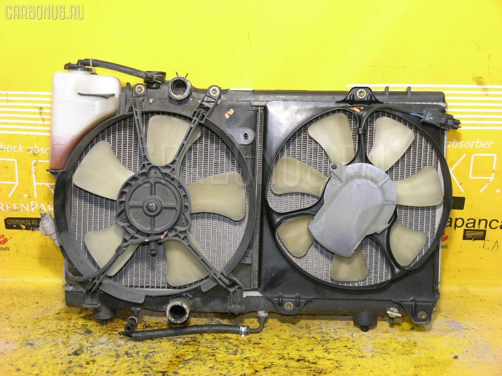 Радиатор ДВС TOYOTA RAUM EXZ10 5E-FE Фото 2