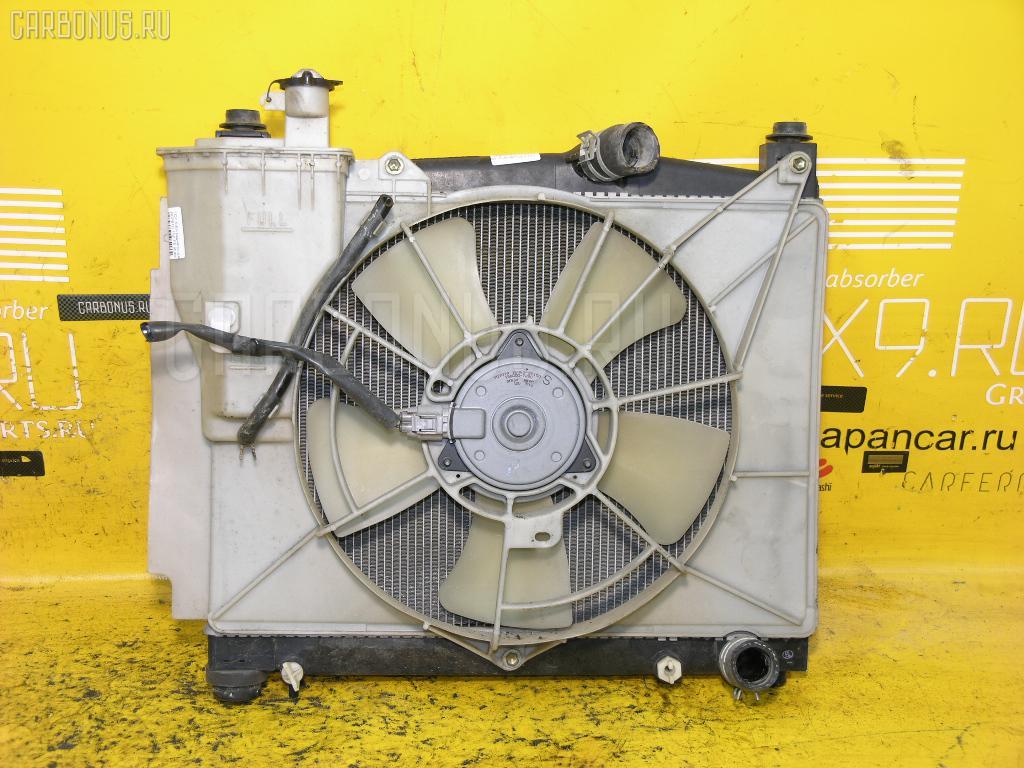 Радиатор ДВС TOYOTA SIENTA NCP81G 1NZ-FE Фото 1