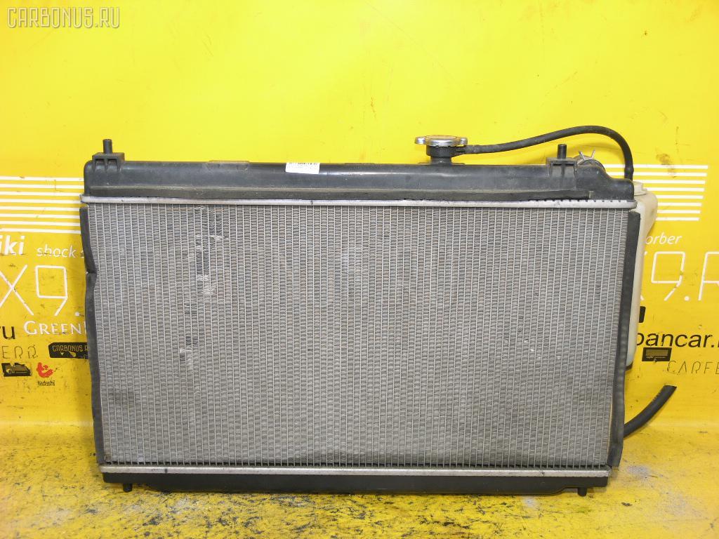 Радиатор ДВС HONDA FIT ARIA GD8 L15A Фото 1