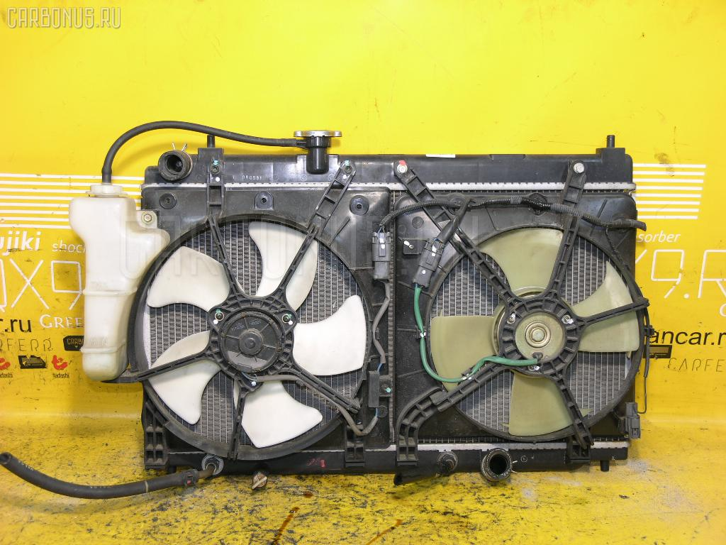 Радиатор ДВС HONDA FIT ARIA GD8 L15A Фото 2