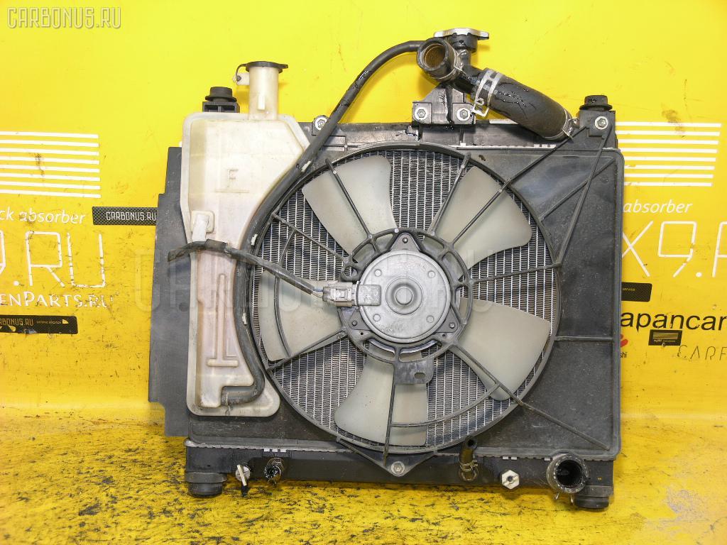Радиатор ДВС TOYOTA RAUM NCZ20 1NZ-FE Фото 1