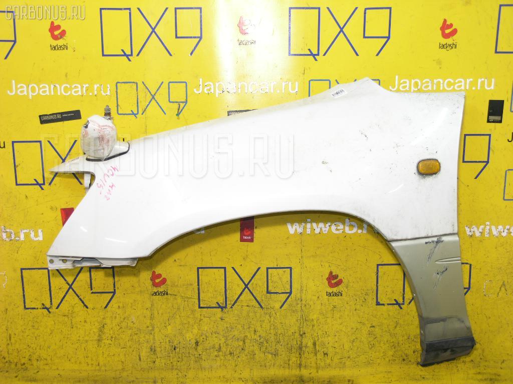 Крыло переднее TOYOTA HARRIER MCU15W. Фото 6