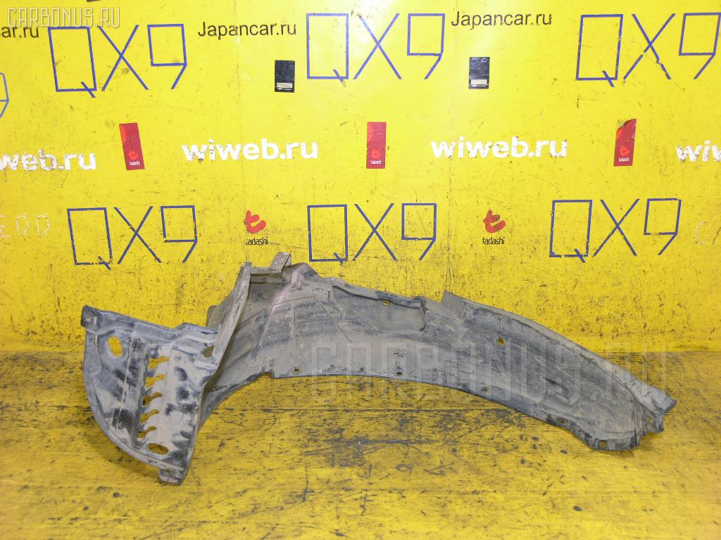 Подкрылок HONDA FIT ARIA GD8 L15A. Фото 8